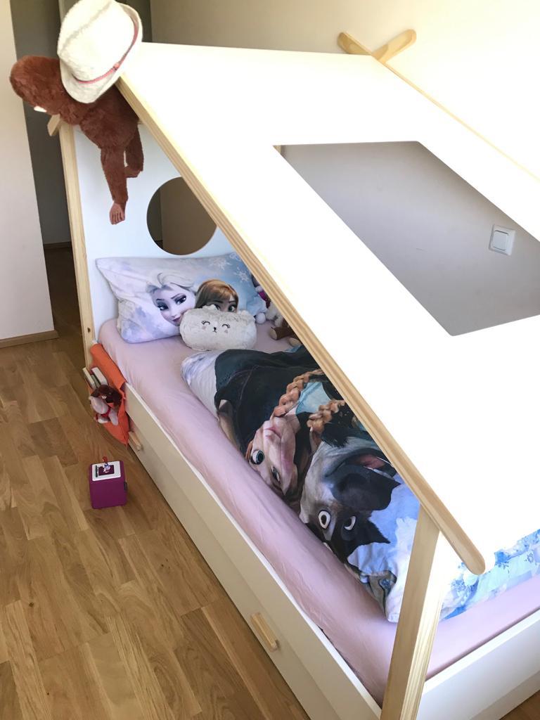 Kinderbett Vipack von oben