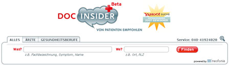 DocInsider Screenshot 1