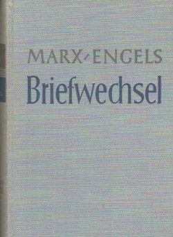 Marx Engels Briefwechsel