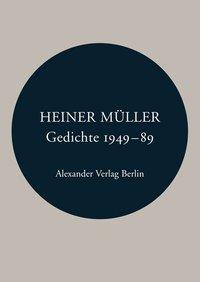 Heiner Müller Gedichte