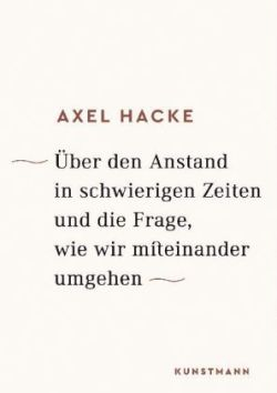 Hacke Anstand