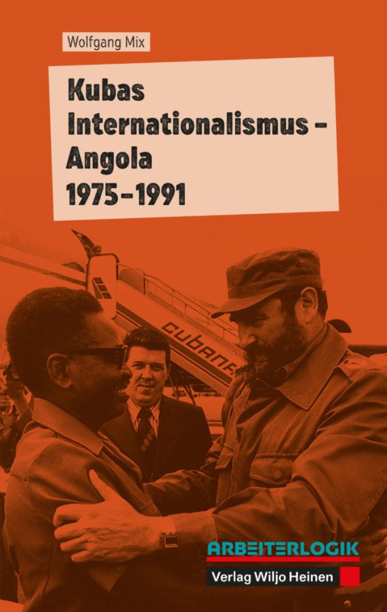 Cover: Kubas Internationalismus