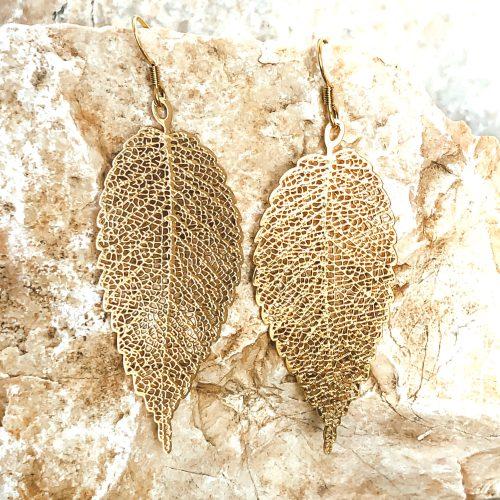 Leaf gold