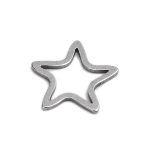 Sternkette (silber)