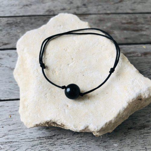 Obsidian-Perle (Man)