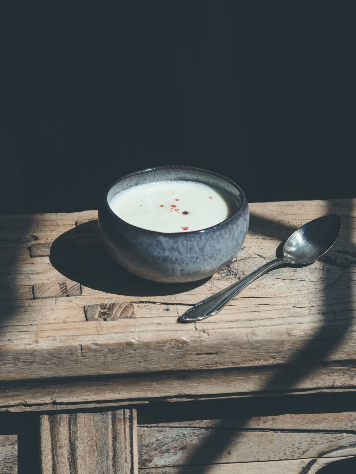Spargelcreme Suppe