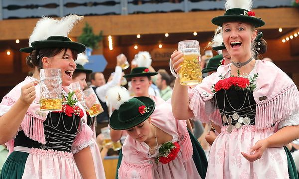 GERMANY OKTOBERFEST 2015