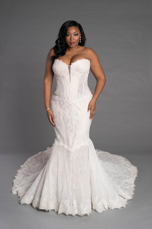 Kleinfeld Pnina Tornai Sweetheart Ball Gown Wedding Dresses