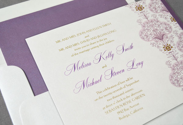 Simple Printed Wedding Invitations 76 For Your Inspiration With
