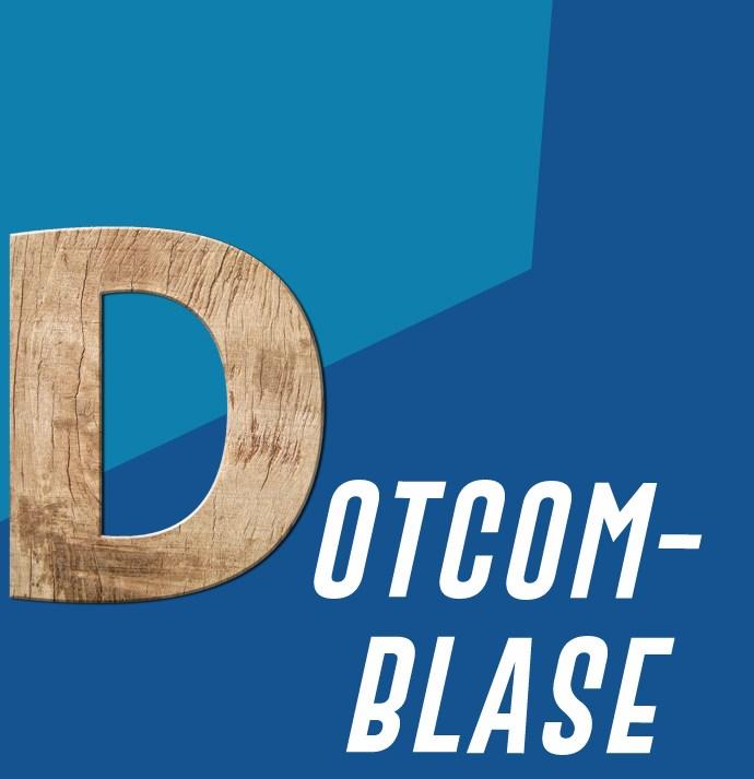 Dotcom-Blase