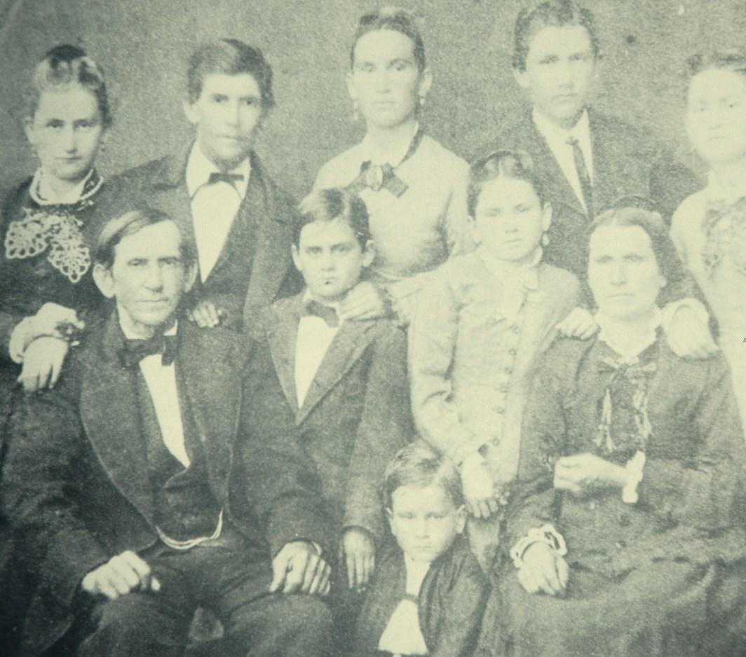 Adam Klein family