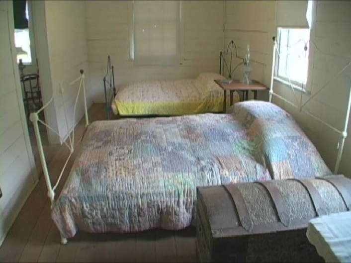 CW back beds