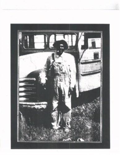 George Stewart Bus Driver