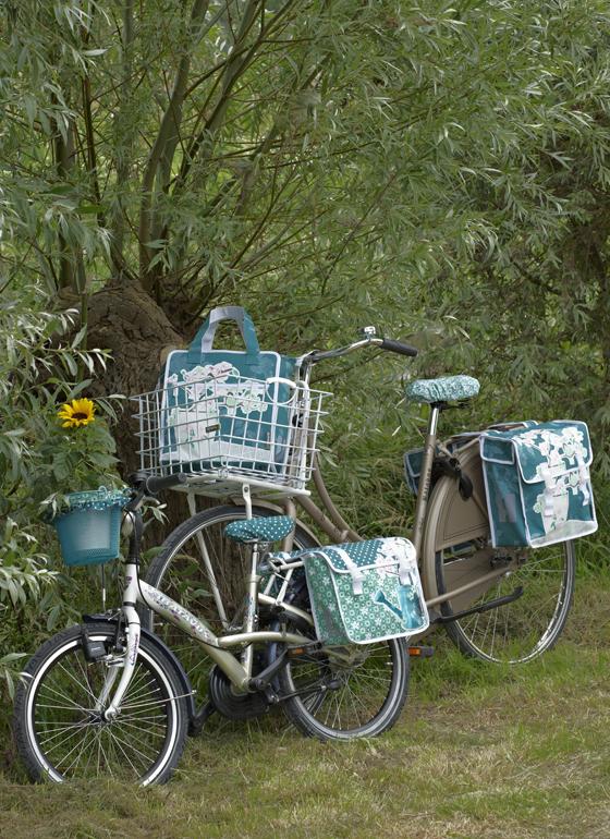 basil Fahrradkörbe und -taschen