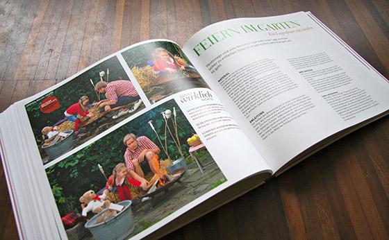 Bücher auf kleinstyle.com Lesen und entdecken gartenkinder kosmos verlag