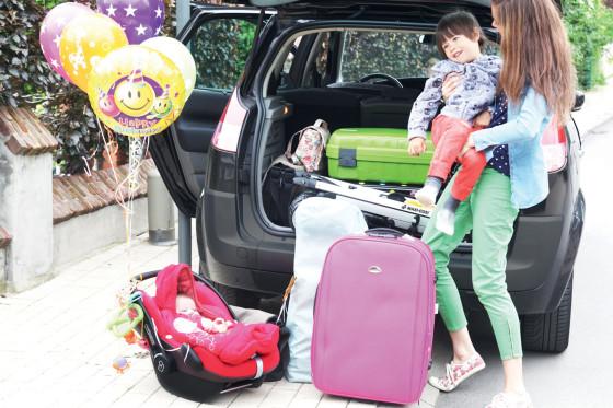 Maxi-Cosi family day kindersitz babyschale