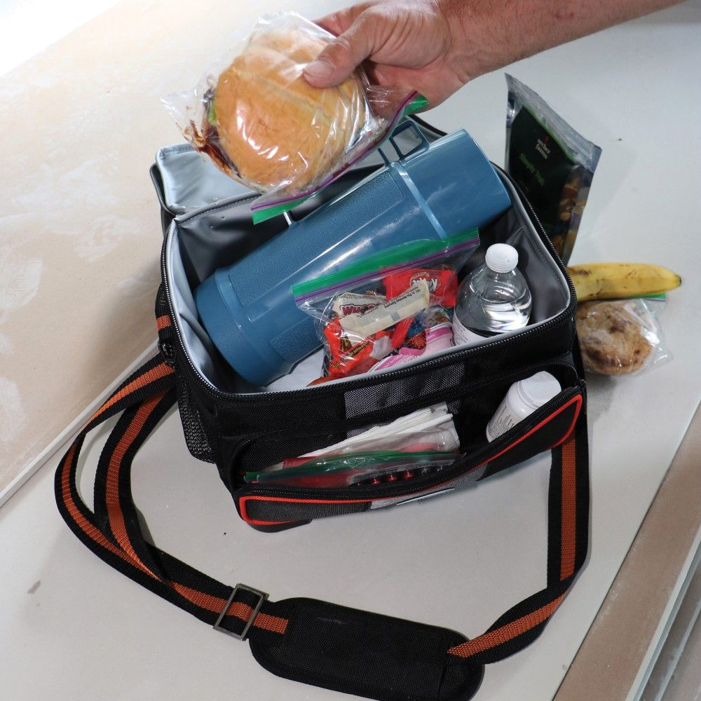 Tradesman Pro Soft Lunch Cooler 12Quart  55601  Klein Tools  For Professionals since 1857