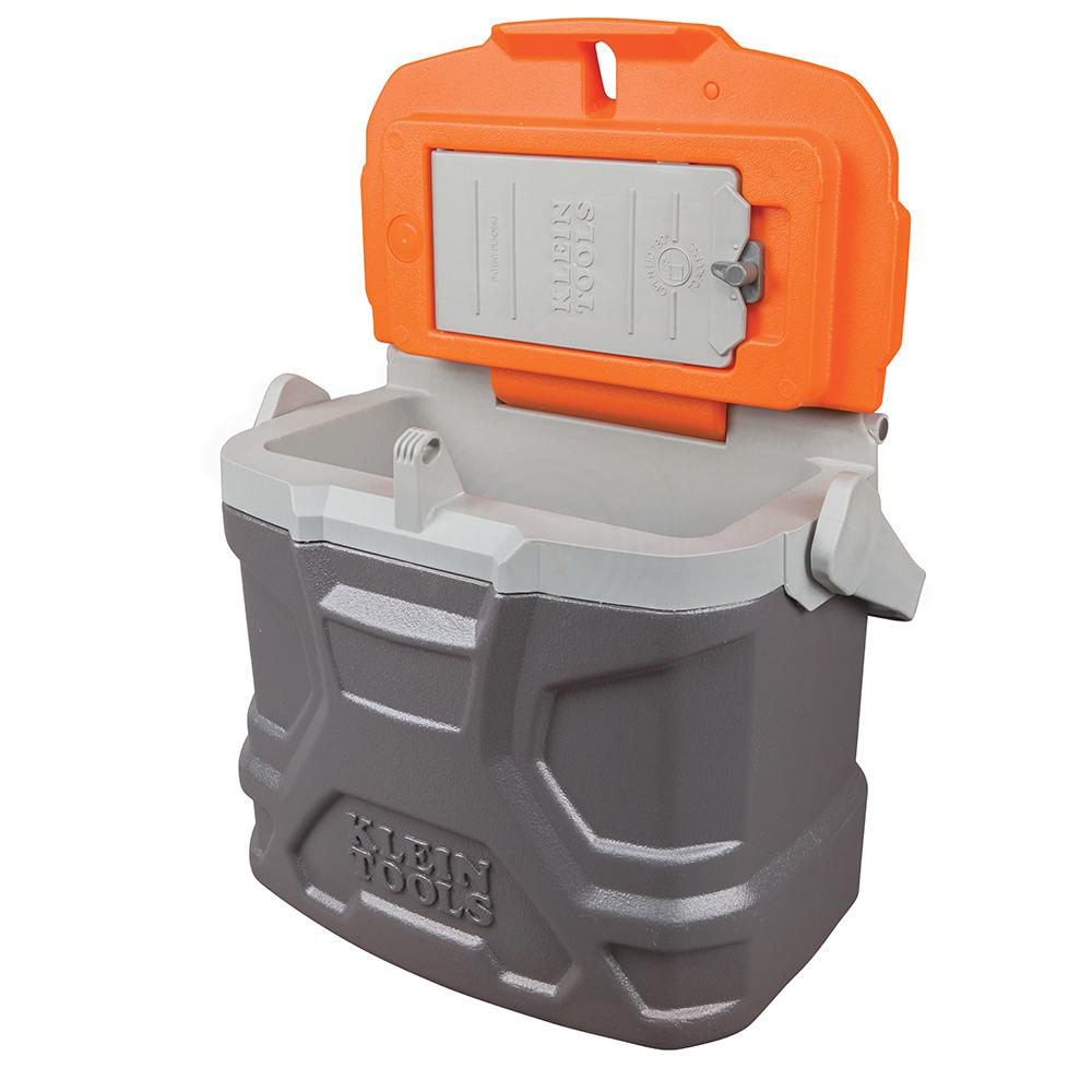 Tradesman Pro Tough Box 9Quart Cooler  55625  Klein Tools  For Professionals since 1857