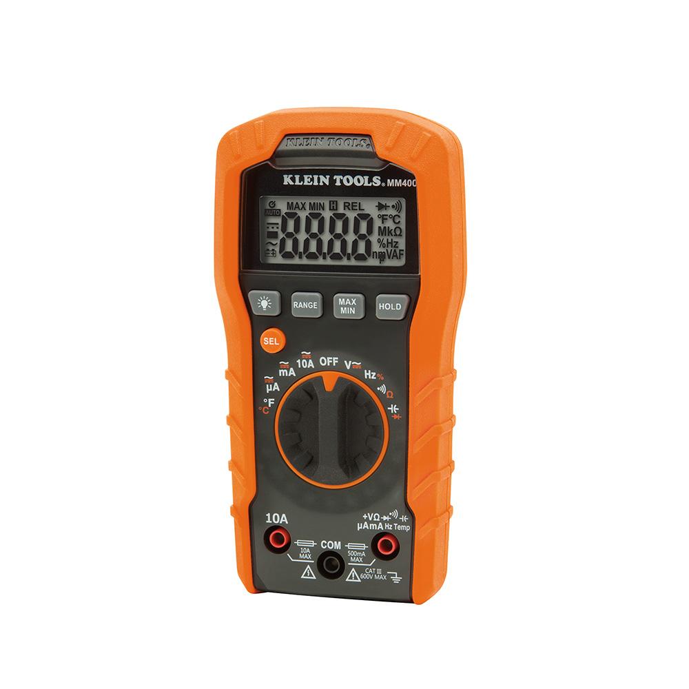 hight resolution of digital multimeter auto ranging 600v