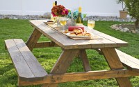 Backyard Picnic Table | Outdoor Goods