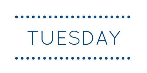 Tuesday 500