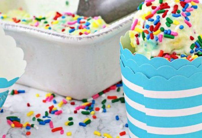 Birthday Cake Ice Cream Kleinworth Co
