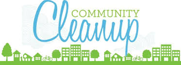 Fisher Street Community in Action Spring Clean-up 2018