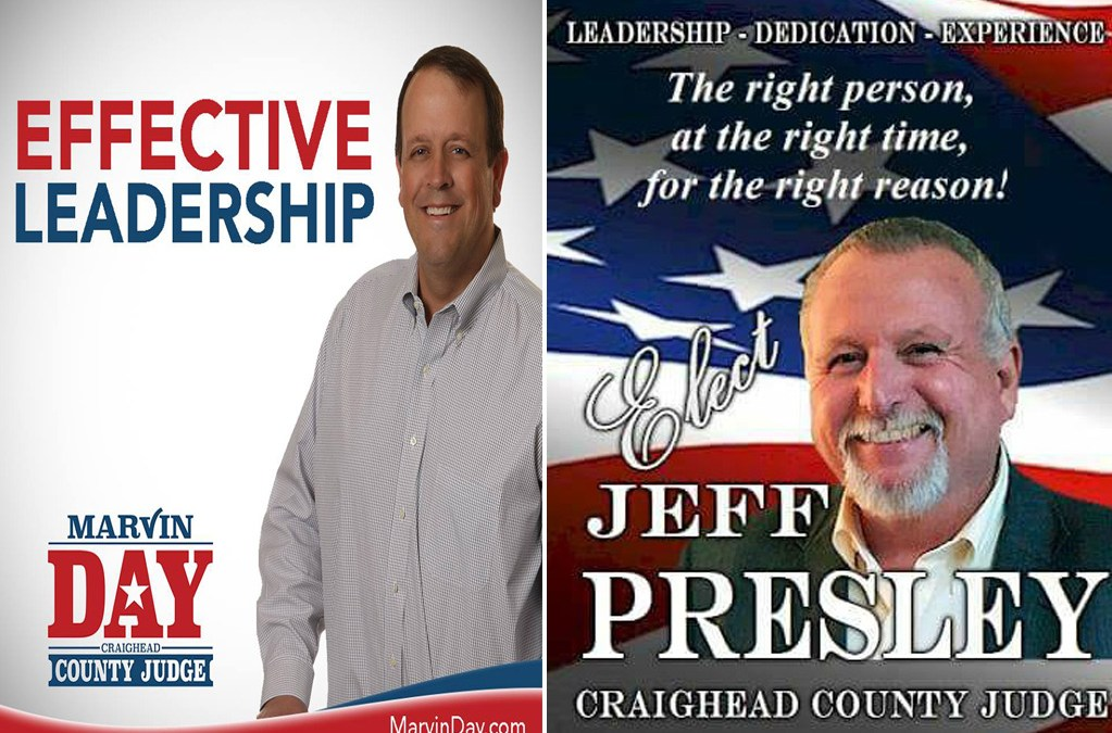 Craighead County Judge Candidates to Appear on Community Conversations