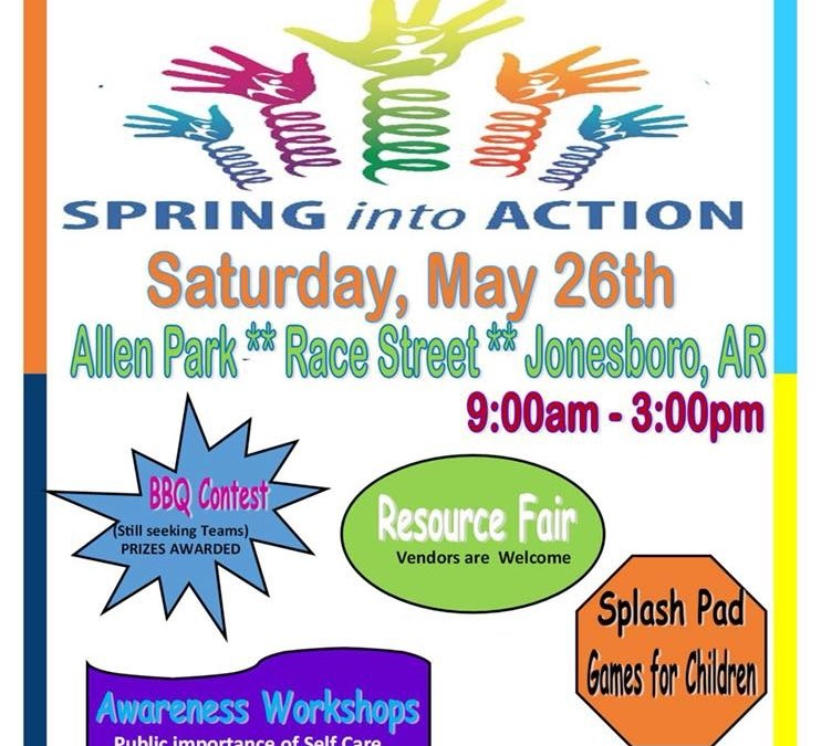 Spring Into Action Stamp Out The Stigma On Mental Health Klek