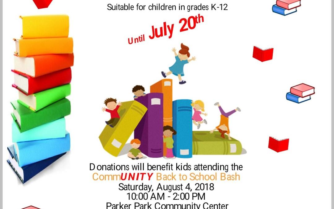 Donate Books for Kids!