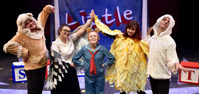 Children's Theatre Production of 'Stuart Little' Opens July 26