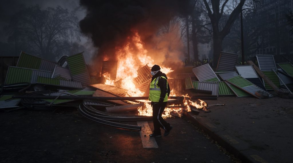 Paris Riots Reveal Larger Fracture in French Society