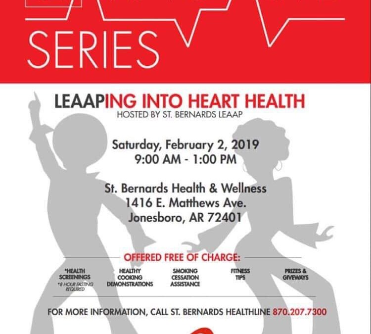 LEAAPING Into Heart Health