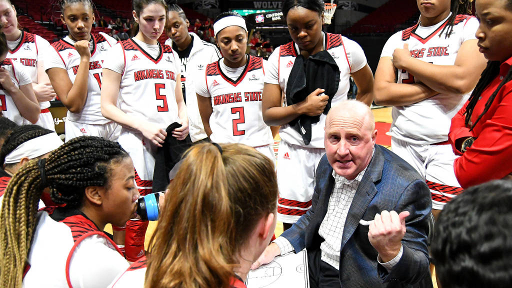 Game Notes: @AStateWB at South Alabama