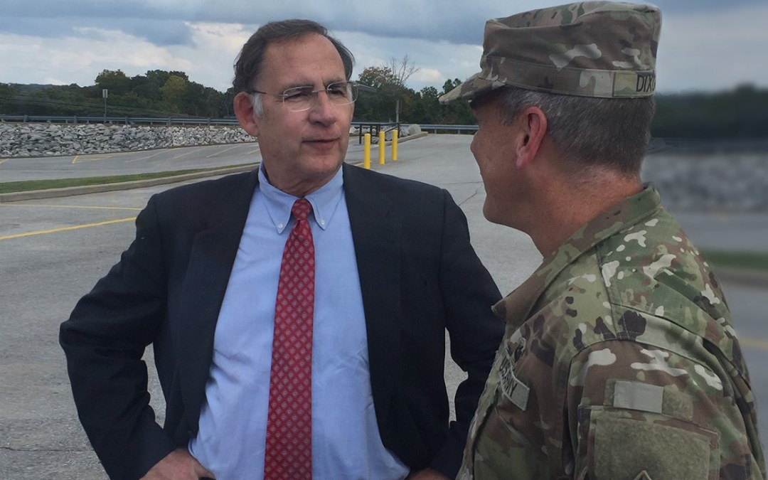 Boozman Supports Arkansas Priorities by Approving Funding Bill