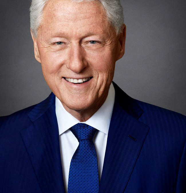 Riceland Event with President Clinton to be Livestreamed on MyCampus