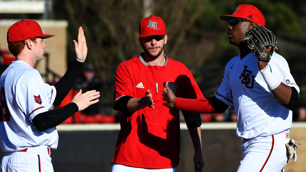 A-State Baseball Hits the Road for Mid-Week Series at Mizzou