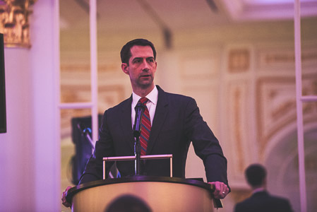 Cotton to Heritage Foundation: Leaving INF Crucial to Regaining Strategic Advantage in Indo-Pacific