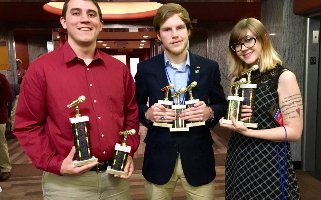 Media Students Win International Broadcasting System Awards
