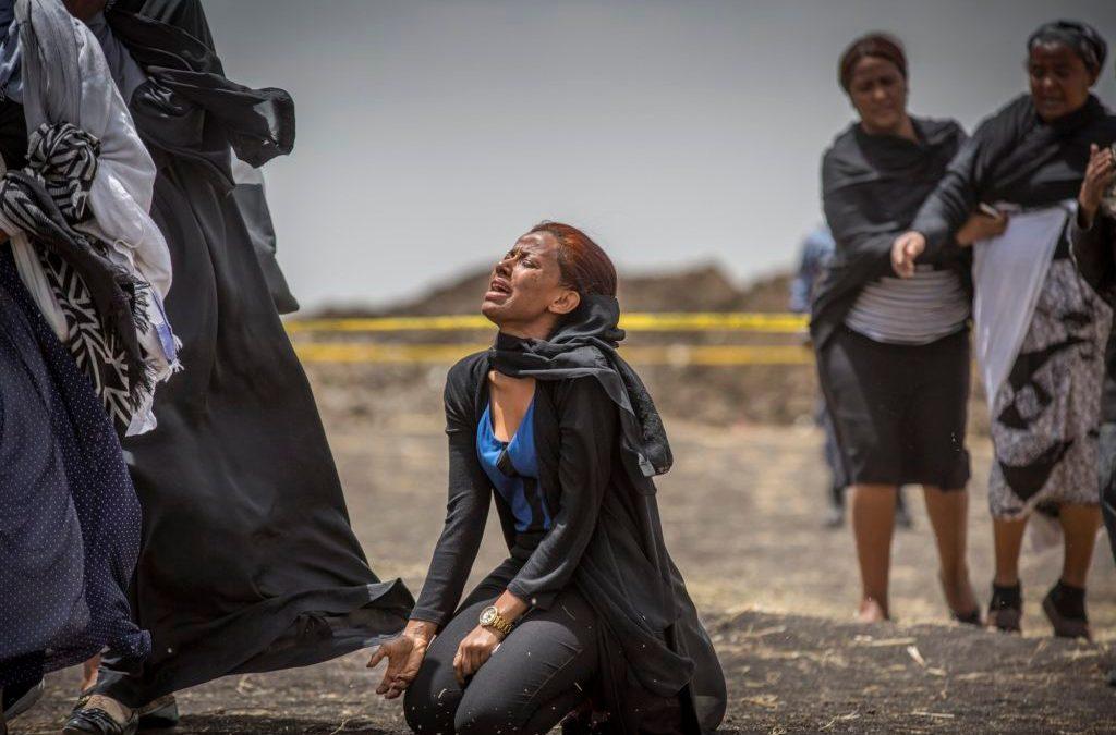 President Trump Expresses Condolences to Ethiopia PM Abiy Ahmed