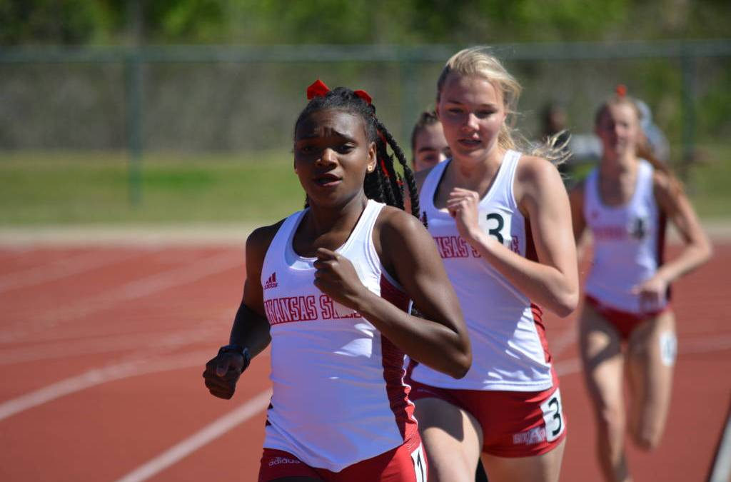 A-State Claims 24 Events Titles at Red Wolves Open