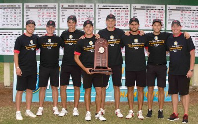 A-State Men's Golf Claims First Sun Belt Conference Title