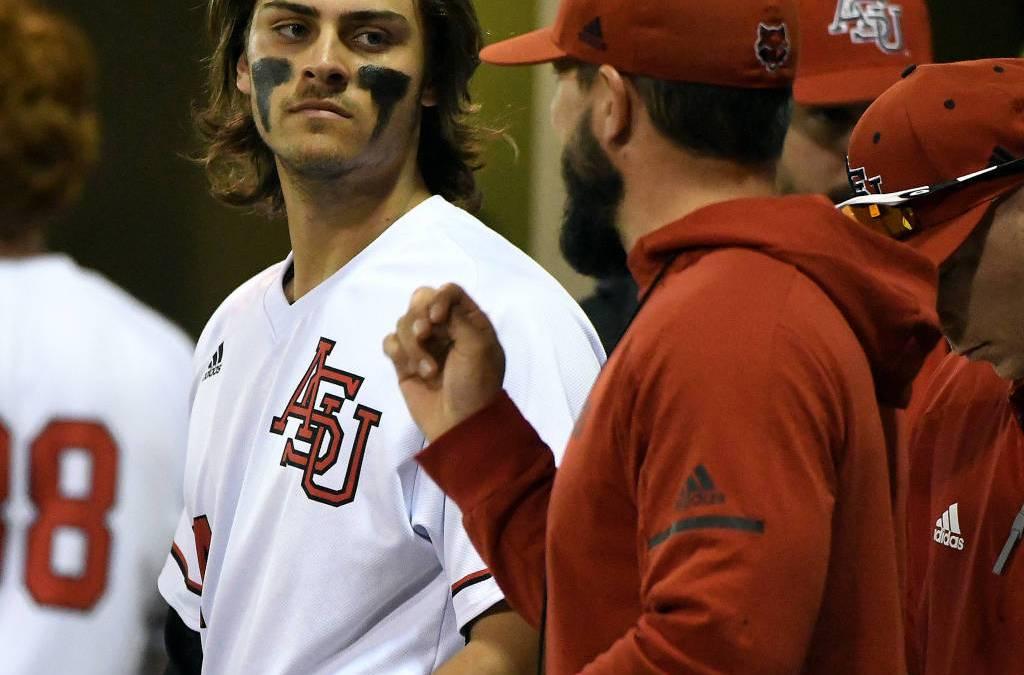 @AStateBaseball Drops Heartbreaker to UT Arlington