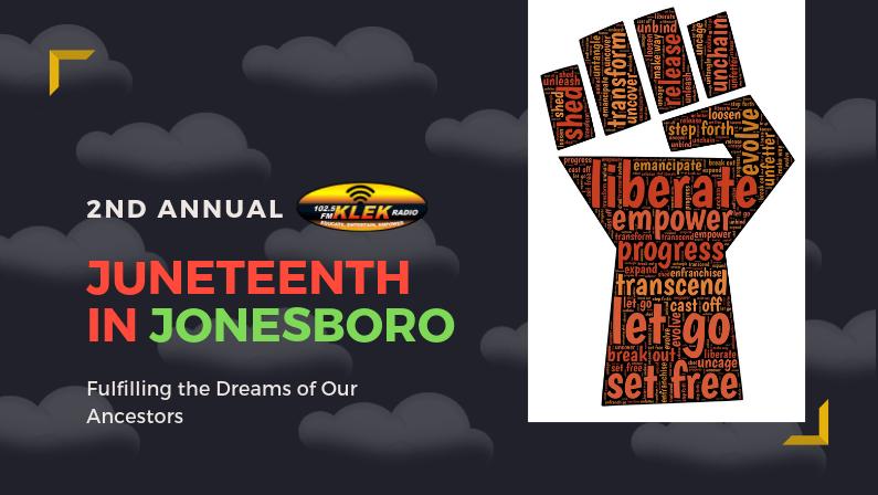 Juneteenth in Jonesboro Celebration Returns in June