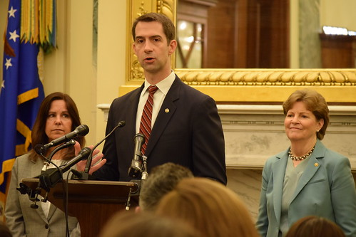 Cotton, Shaheen Introduce the Portable Certification of Spouses (PCS) Act of 2019
