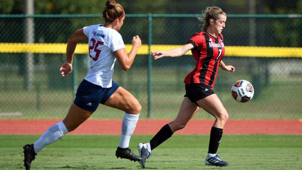 A-State Soccer Announces 2019 Schedule