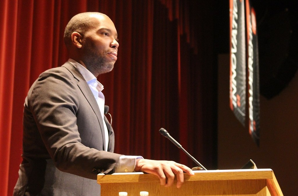 Ta-Nehisi Coates Makes Compelling Case for Reparations on Capitol Hill (WATCH)