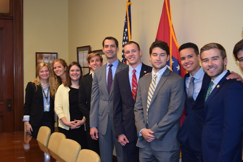 Cotton Seeking Fall Interns for Arkansas State Offices