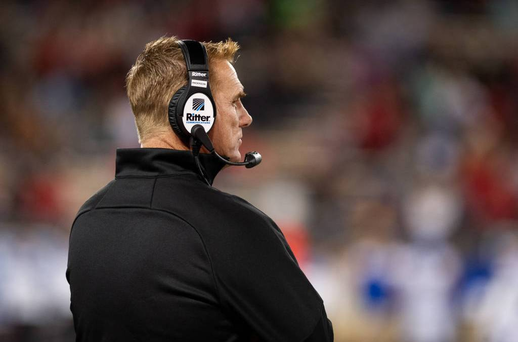 A-State Athletics Statement Regarding Leave of Absence by Coach Blake Anderson