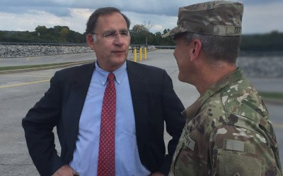 Boozman Recognizes Service of Arkansas Army National Guard and Navy Reserve Veteran